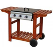 barbecues à gaz autorisés