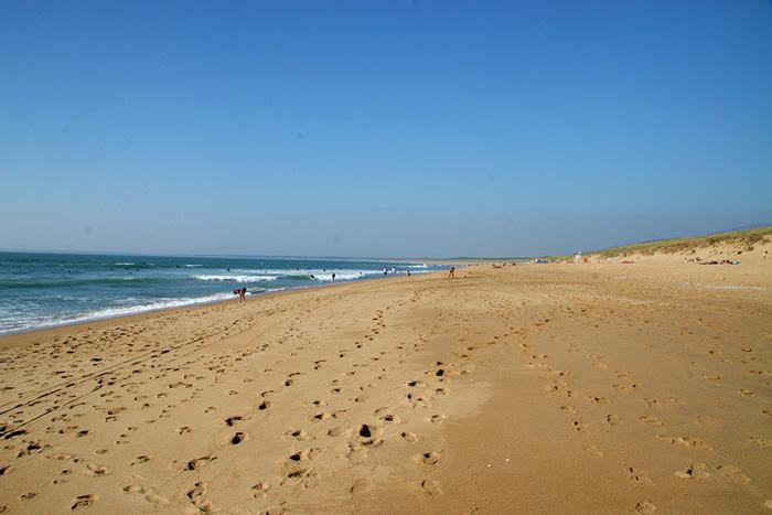 Camping pas cher proche plage à la Tranche sur Mer