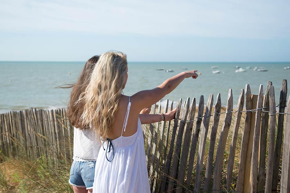 location pas chere dans camping familial en Vendée