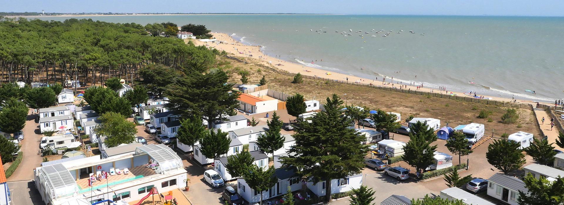 Location mobil home familial pas cher à la Tranche sur Mer