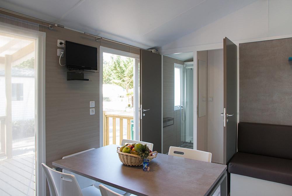 location mobil home avec terrasse