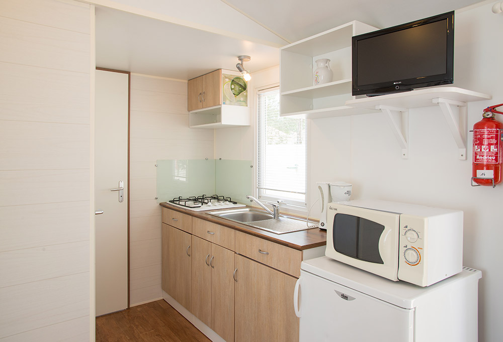 location mobil home spacieux