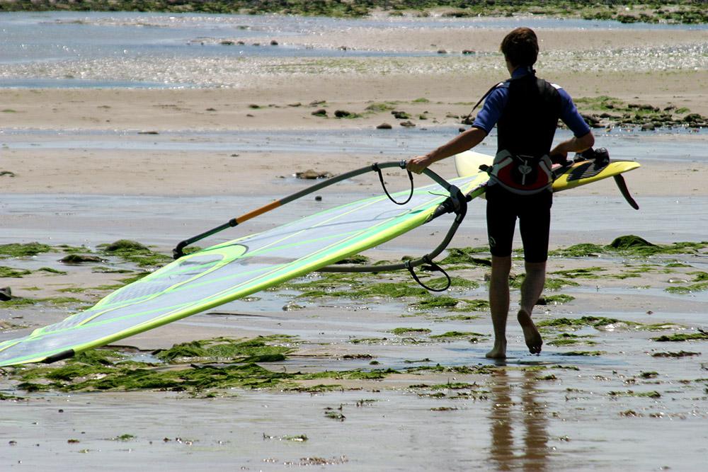 Camping idéal pour faire de la planche à voile en Vendée
