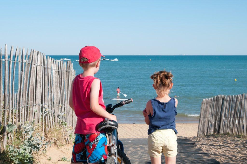 Camping chèques vacances connectés Vendée