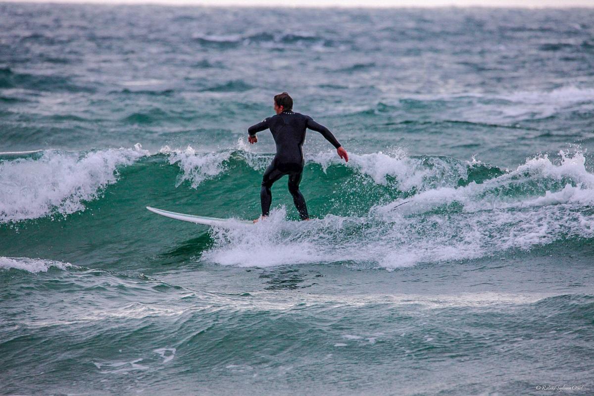 plage idéal pour les surf