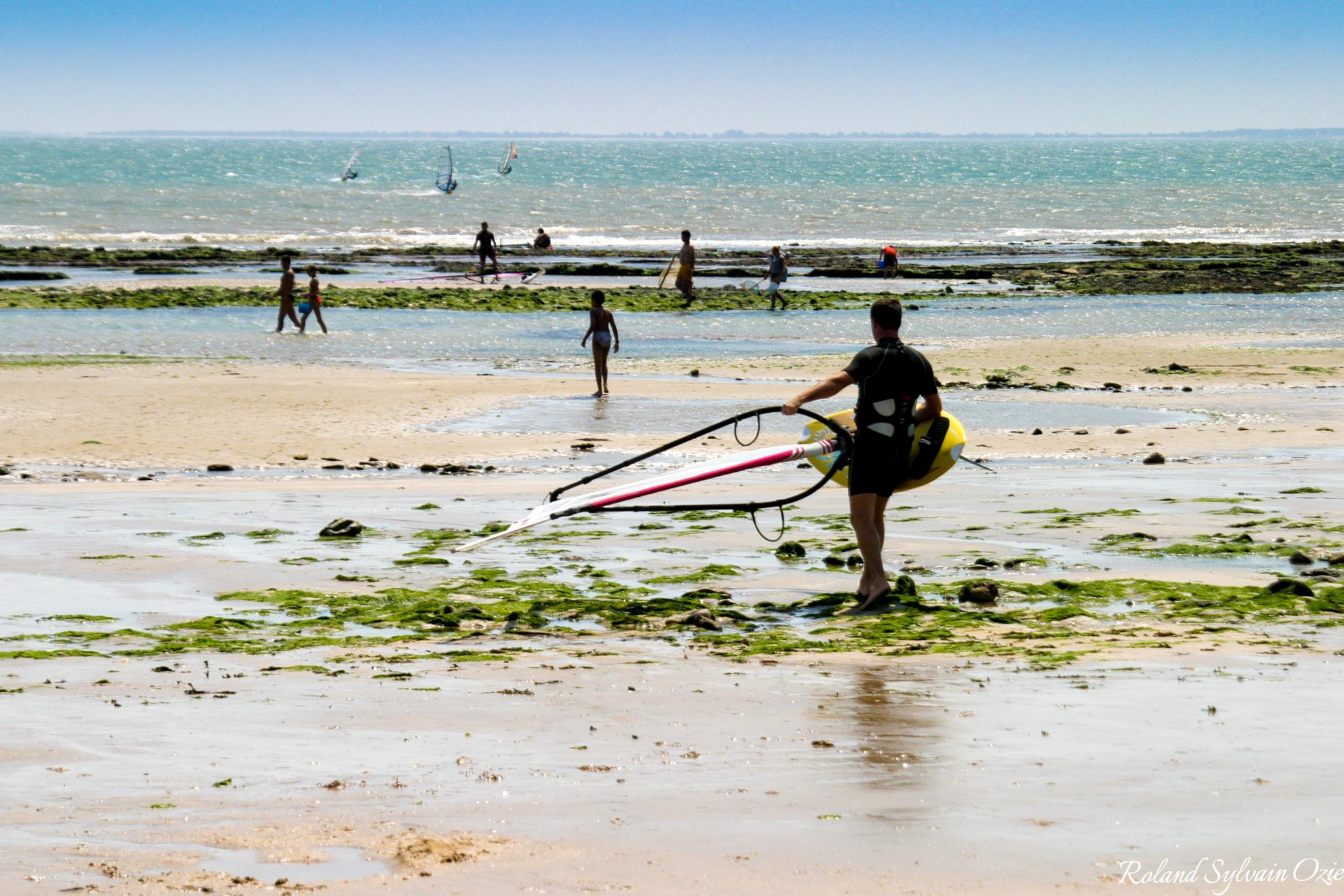la tranche sur mer camping Vendée