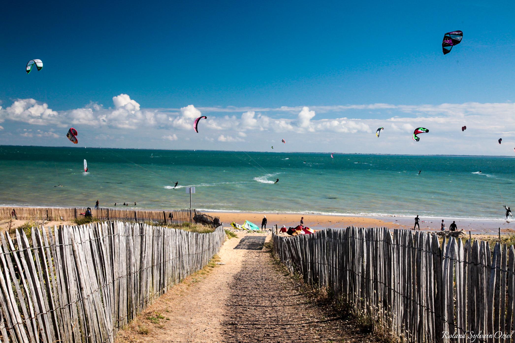 camping situé près des plages de Vendée
